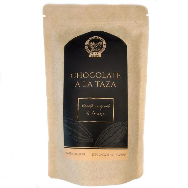 chocolate en taza cacao shop