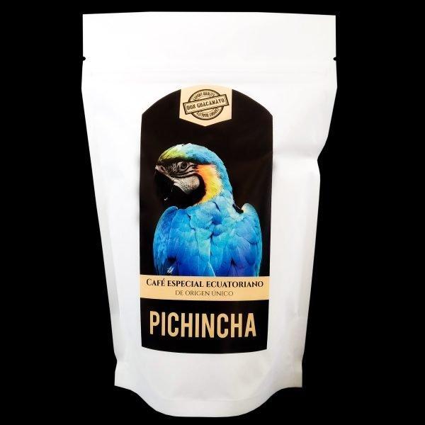 Cafe ecuatoriano de Origen Único - Pichincha - Don Guacamayo