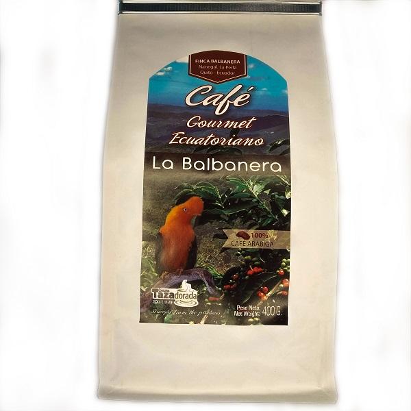 café de especialidad la balbanera - Quito