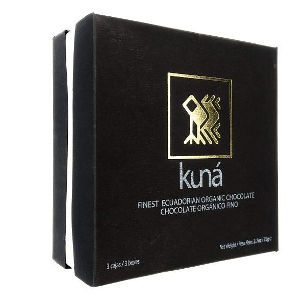 gift box kuna - cacao ecuatoriano